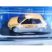 Peugeot 106 Electrique 1997 Musee De La Poste 1/43 Norev
