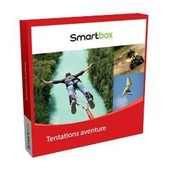 Smartbox Tentations Aventure