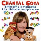 Best Of - Siffle Siffle La Marmotte - Les Tables De Multiplication - Chantal Goya