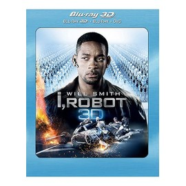 Occasion, I, Robot - Combo Blu-ray 3D + Blu-ray + DVD d'occasion  Livré partout en France