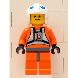PERSONNAGE LEGO STAR WARS -DACK RALTER-
