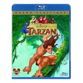 Tarzan - Blu-Ray de Chris Buck