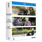 Coffret Jean Becker - Bienvenue Parmi Nous + La T�te En Friche + Dialogue Avec Mon Jardinier - Pack - Blu-Ray de Jean Becker