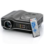 High-Tech Place Projecteur multim�dia, lecteur DVD, Carte SD et port USB