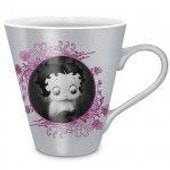 Mug Conique Betty Boop Gris