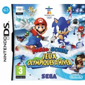 Mario Et Sonic Aux Jeux Olympiques D'hiver