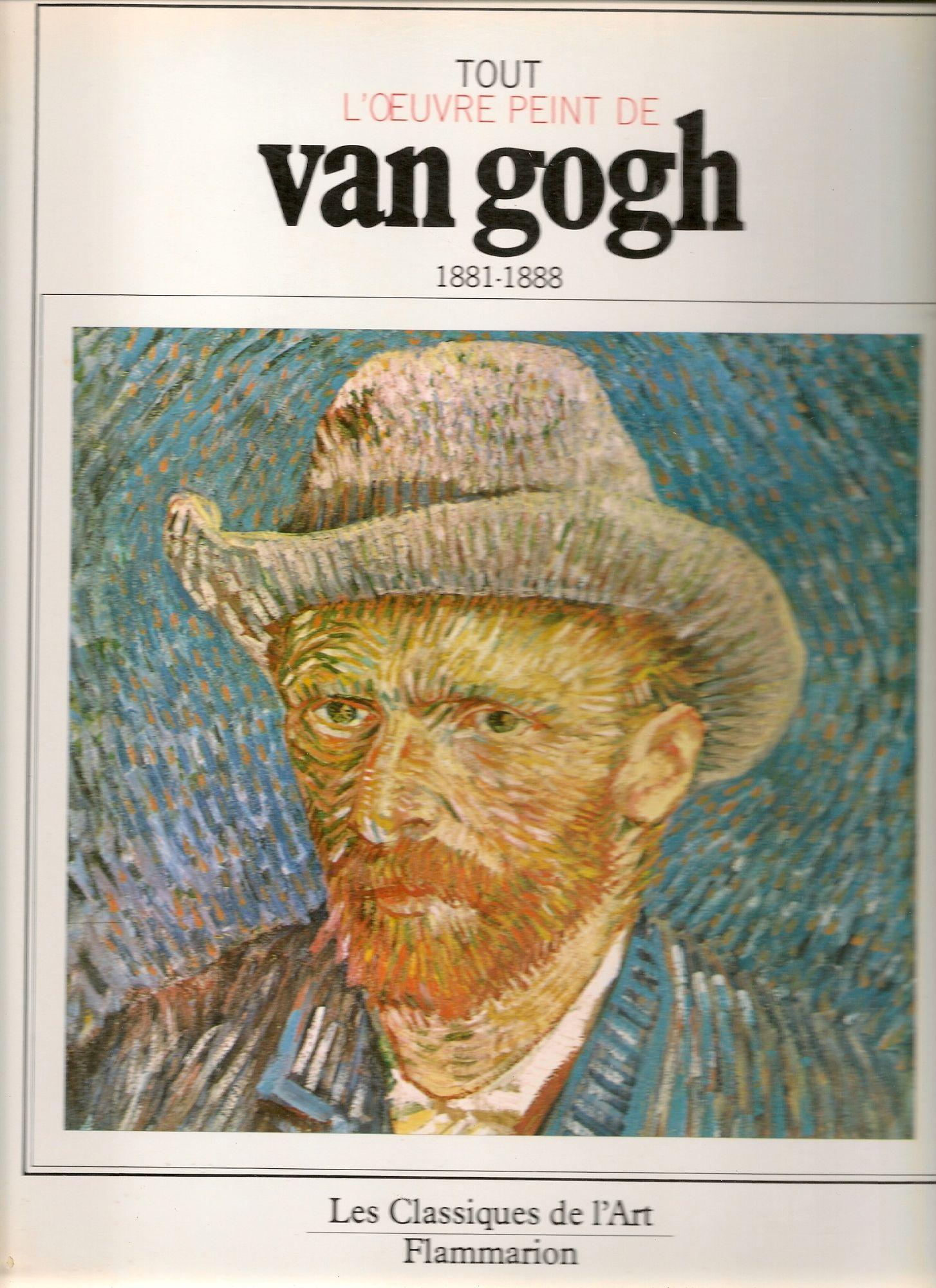Couverture de Van gogh  t1 - 1881 - 1888