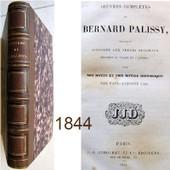 Oeuvres Compl�tes De Bernard Palissy de bernard palissy cap paul antoine