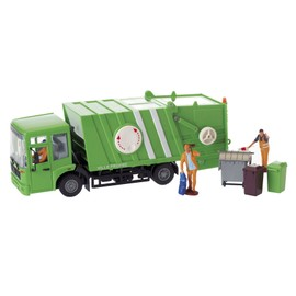Camion Poubelle Service Dickie Toys