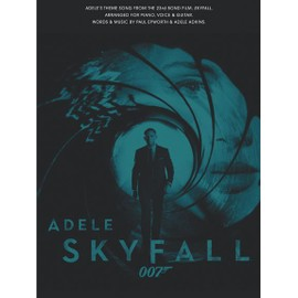 FORMAT ADELE SKYFALL (JAMES BOND 007) PVG