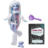 Poup�e Monster High Abbey Bominable Fille Du Yeti