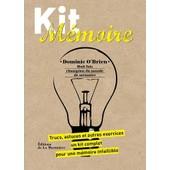 Kit M�moire - Un Guide, 50 Fiches, Une Carte de Dominic O'brien