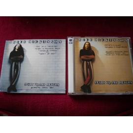 Bruce Dickinson Tears Of The Dragon Cd Maxi Part 1 et 2 - 2CD rares + cartes. (iron maiden)