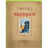 Taoussit Roman Targui de De Nussy Frederic