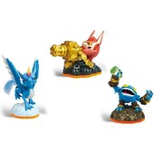 Skylanders Giant - Pack 3 Figurines