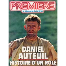 DANIEL AUTEUIL PLV PREMIERE 1985