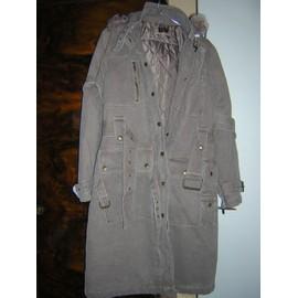 Manteau Version Sud Taille 3 Capuche Amovible 100% Coton Doublure 100% Polyester