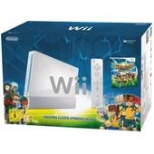 Nintendo Wii Blanche Inazuma Eleven Strikers S�rie Limit�e
