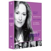 Collection Meryl Streep - Coffret - Out Of Africa + Mamma Mia ! + Pas Si Simple + Le Choix De Sophie - Pack de Sydney Pollack