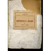 Mademoiselle Moliere (Armande Belart) / Collection Acteurs Et Actrices D'autrefois. de Lyonnet Henry