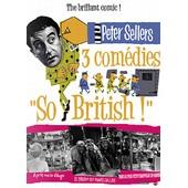 Peter Sellers : 3 Com�dies