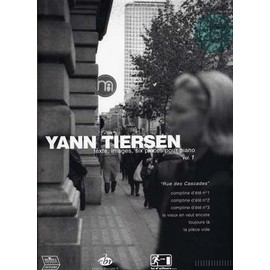 SIX PIECES POUR PIANO VOL.1 RUE DES CASCADES - TIERSEN Yann