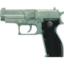 Pistolet En M�tal Et Plastique - Officer