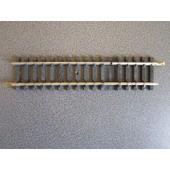 Rail Droit D'alimentation 1 Coupure 123,5mm Ho 1/87eme Reference 4851