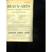 Catalogue Des Beaux Arts Occasions Et Dernieres Nouveautes. N� 47 B Fevrier 1957. de COLLECTIF.