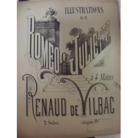 romeo et juliette  illustrations