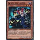 Guide Des Enfers Super Rare Ct09 Fr013