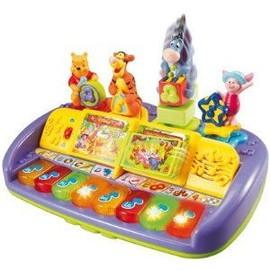Super Piano Des Formes Et Musical Winnie L'ourson
