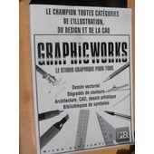 Graphicworks - Le Studio Graphique Pour Tous - Micro Application de Jurgen Meyer