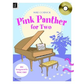 Pink Panther for Two + CD