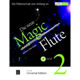 The new Magic Flute 2 with CD