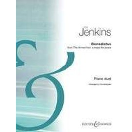 Karl Jenkins : Benedictus from The Armed Man Piano 4 mains
