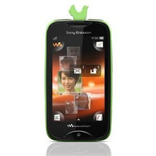 Sony Ericsson Mix Walkman Vert