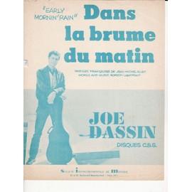Joe Dassin: Dans la brume du matin