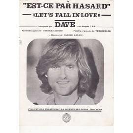 """Dave """"Est-ce par hasard?"""""""