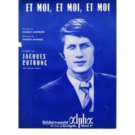 """Jacques DUTRONC """"Et moi et moi et moi"""""""