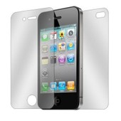 6 Films De Protection Pour Iphone 4 / 4s - 3 Arri�re + 3 Avant