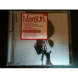 MANSUN - SHE MAKES MY NOSE BLEED - 5 TITRES + POSTER LTD EDITION + POSTER - CDRS6458