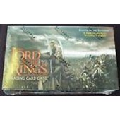 Display / Boite De 36 Boosters Lord Of The Rings Realms Of Elf Lords