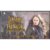 Display / Boite De 36 Boosters Lord Of The Rings Siege Du Gondor