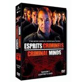 Esprits Criminels - Saison 1 de Richard Shepard