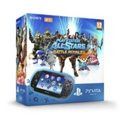 Pack Ps Vita Wi-Fi + Ps All-Stars Battle Royale Voucher + Carte M�moire 4 Go