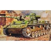 Maquette Char : Panzer Iii Lance-Flammes