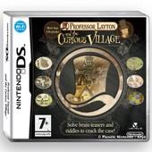 Professeur Layton Et L'�trange Village - Jeu Nintendo Ds