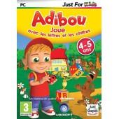 Adibou Joue Avec Les Lettres Et Les Chiffres (4-5 Ans)