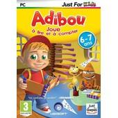 Adibou Joue � Lire Et � Compter (6-7 Ans)